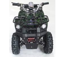 Фото электроквадроцикла SHERHAN 300 Green вид спереди