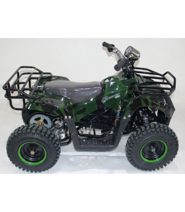 Электроквадроцикл SHERHAN 300 зеленый   Купить, цена, отзывы