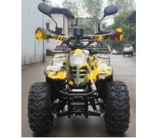 Фото электроквадроцикла SHERHAN 500S Yellow вид спереди
