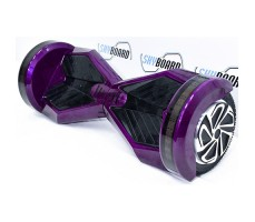 "фото гироскутера SkyBoard Blade Ultra 8"" Purple сбоку"