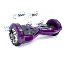 "фото гироскутера SkyBoard Blade Ultra 8"" Purple"