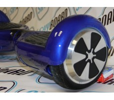 Фото колеса гироскутрера SkyBoard Galaxy 6,5 + APP Blue