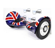 фото гироскутера SkyBoard Gigant British Flag сбоку