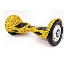 фото гироскутера SkyBoard Gigant Leopard сбоку