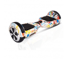 Гироскутер Smart Balance Wheel Graffity White