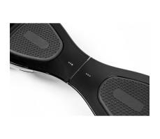 Гироскутер Smart Balance Wheel Diamond Black Вид  сверху на середину гироскутера
