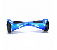 Гироскутер Smart Balance Wheel Diamond Синий вид спереди
