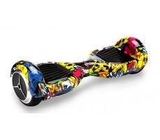 Гироскутер Smart Balance Wheel Graffity Yellow