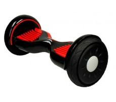 Гироскутер Smart Balance 10.5 черный вид спереди сбоку немного сверху