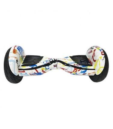 Гироскутер Smart Balance Wheel Premium 10.5 Граффити | Купить, цена, отзывы