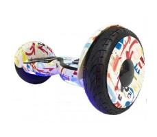 Гироскутер Smart Balance 10.5 Graffity сбоку видно колесо