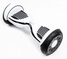 Гироскутер Smart Balance Wheel Premium 10.5 White + Самобаланс + App