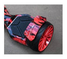 фото право части гироскутера Smart balance 9 Sport Flame