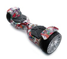 Гироскутер Smart Balance 9 Sport Purple Graffity