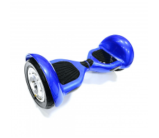 Фото гироскутера Гироскутер Smart Balance Wheel Suv 10 Blue вид сверху справа сбоку
