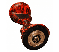 Фото гироскутера Гироскутер Smart Balance Wheel Suv 10 Flame вид справа