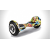 Фото гироскутера Гироскутер Smart Balance Wheel Suv 10 Graffity yellow вид спереди сбоку