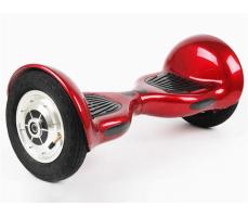 ироскутер Smart Balance Wheel Suv 10 Red  вид спереди сбоку