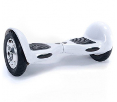 Гироскутер Smart Balance Wheel Suv 10 White Carbon