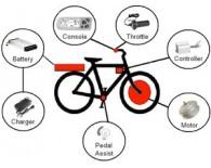 Устройство и работа велосипеда с аккумулятором