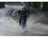 Можно ли ездить на электровелосипеде в дождь?
