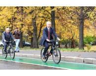 Где можно покататься на велосипеде в Москве?