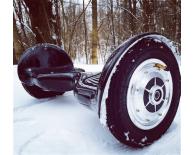 Можно ли кататься на гироскутере зимой?