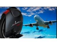 Можно ли перевозить моноколесо в самолёте?