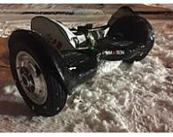 Может ли гироскутер ездить по снегу?