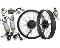 Как переделать обычный велосипед в электровелосипед: справочник начинающего Кулибина
