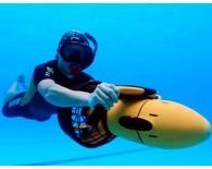 Подводный электроскутер-буксировщик: что это?