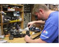 Техническое обслуживание радиоуправляемых машин