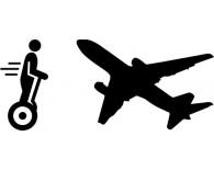 Можно ли перевозить сигвей в самолёте?