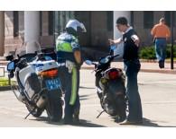Штраф за езду без прав на скутере