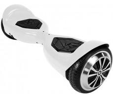 Гироскутер Swagtron T5 Hoverboard White - вид слева