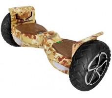 Гироскутер Swagtron T6 Hoverboard Off-Road Khaki + App + Самобаланс