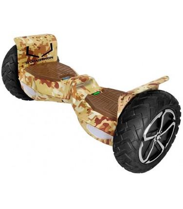 Гироскутер Swagtron T6 Hoverboard Off-Road Khaki | Купить, цена, отзывы