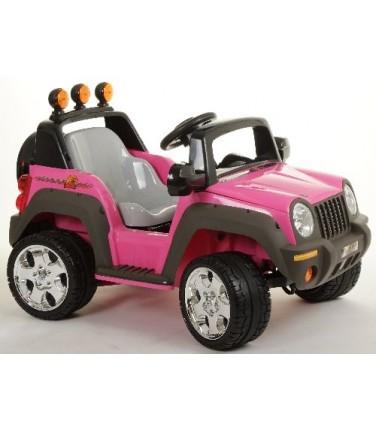 Электромобиль TCV-335 Thunderbird розовый | Купить, цена, отзывы