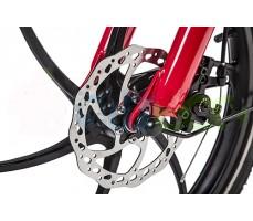 фото тормоза Велогибрид Eltreco WAVE 500W LUX Black
