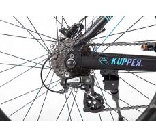 фото петреключатель Велогибрид Kupper Unicorn Pro Blue