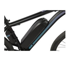 Велогибрид Kupper Unicorn Blue акумулятор
