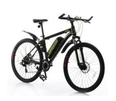 Велогибрид Kupper Unicorn Green вид спереди