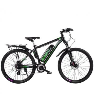 Велогибрид Kupper Unicorn Pro Green | Купить, цена, отзывы