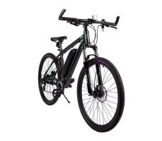 Велогибрид Kupper Unicorn Pro Green вид спереди