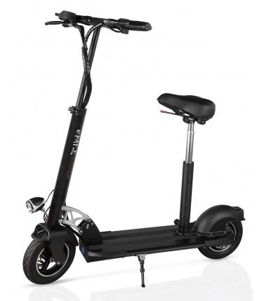 Электросамокат Pat Rover Comfort Black | Купить, цена, отзывы