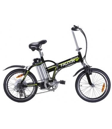 Электровелосипед Wellness Falcon черный | Купить, цена, отзывы