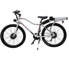 Электровелосипед Volteco Pedeggio Dual White