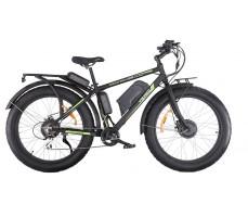 Электровелосипед Volteco Bigcat Dual Black