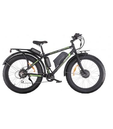 Электровелосипед Volteco Bigcat Dual Black | Купить, цена, отзывы