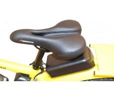 Фото сиденья электровелосипеда Volteco Bigcat Dual Yellow